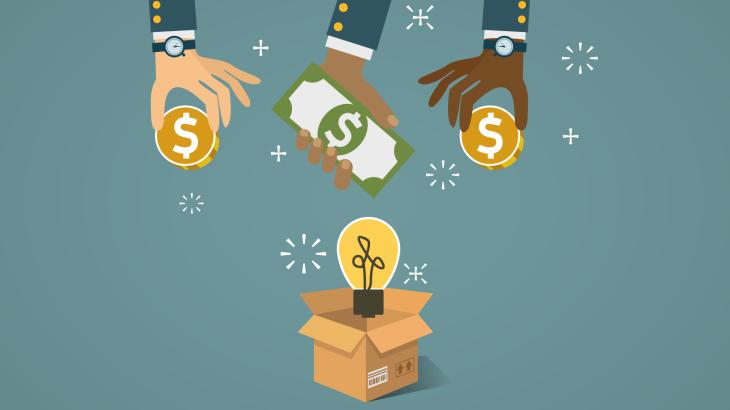 Crowdfunding history